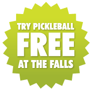 Try Pickleball